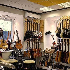 Музыкальные магазины Санчурска