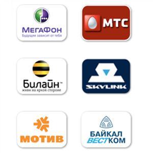 Операторы сотовой связи Санчурска