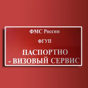 Паспортно-визовые службы Санчурска