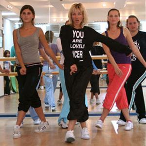 Школы танцев Санчурска