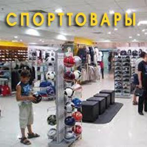 Спортивные магазины Санчурска