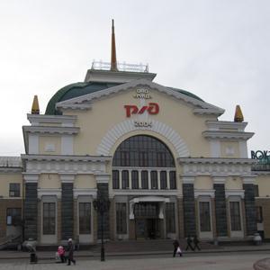 Железнодорожные вокзалы Санчурска